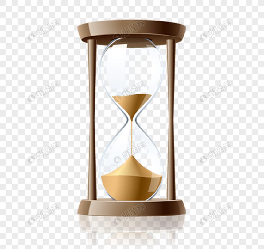 reloj de arena marrón Imagen Descargar_PRF Gráficos.