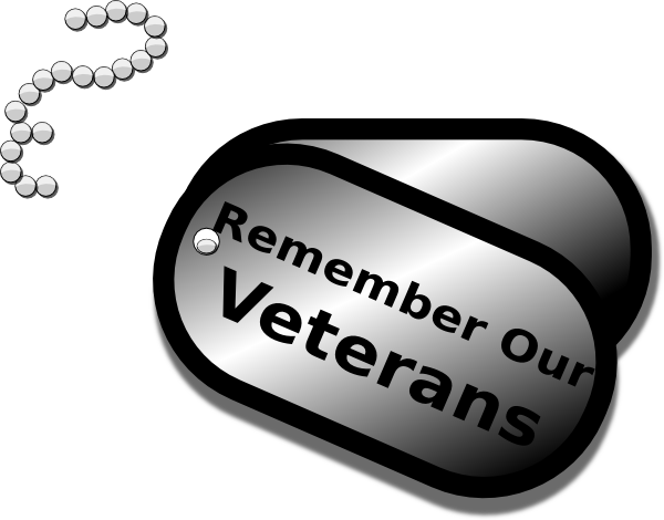 Dog Tag Rem Clip Art at Clker.com.