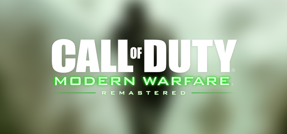 Call Of Duty Modern Warfare Remastered Png , (+) Pictures.