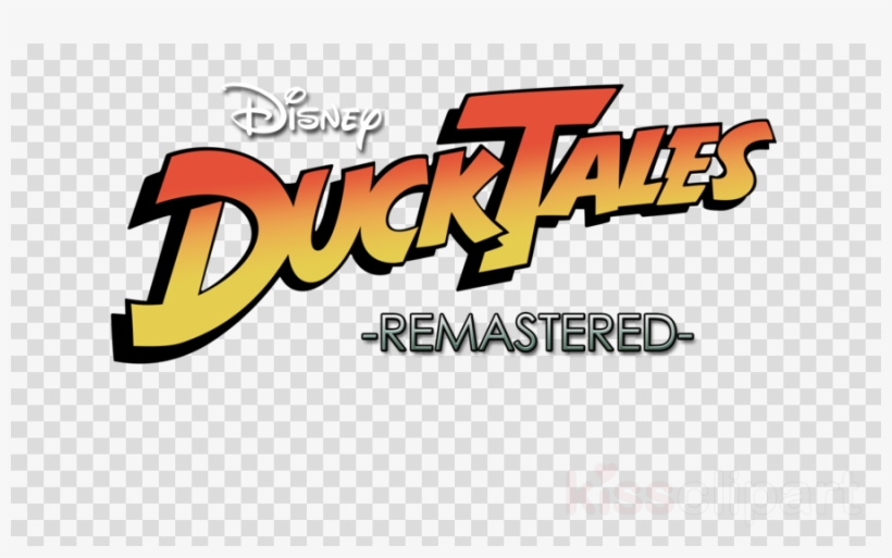 Remastered Clipart Ducktales.