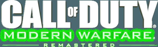 Modern Warfare Remastered Logo Png (104+ images in.