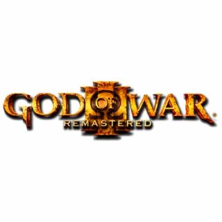 God Of War 3 Remastered Logo.