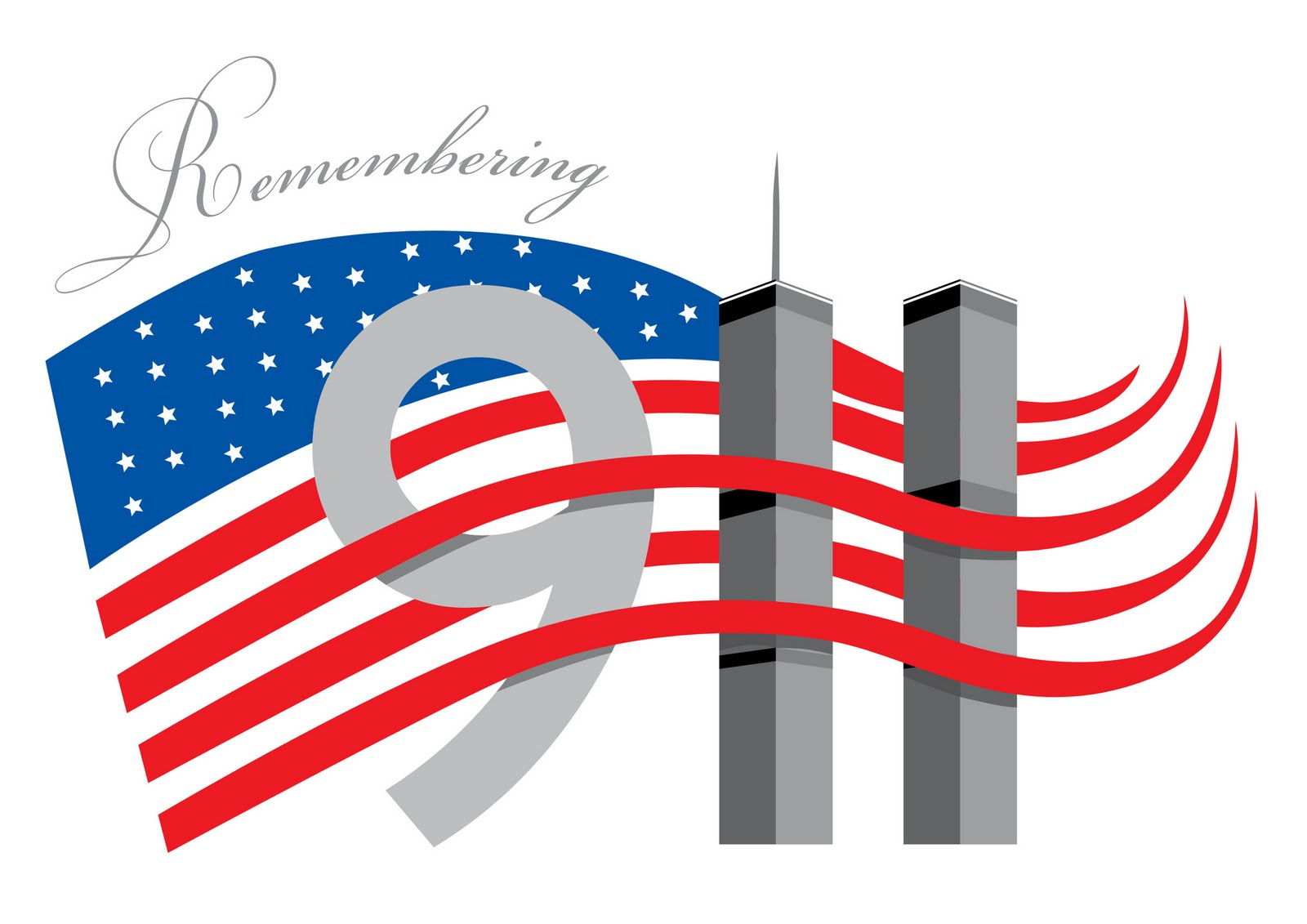 Remember September 11 Clipart.