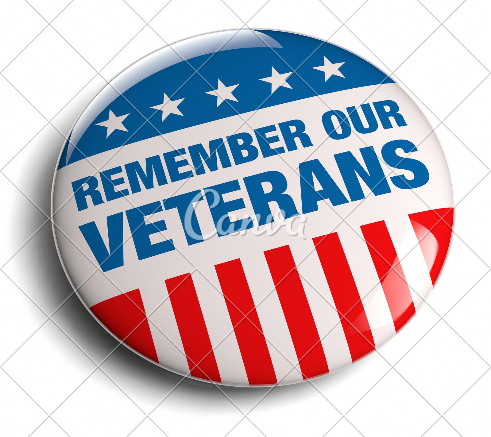 Veterans Memorial Day.