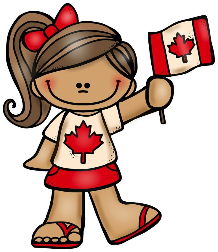 Canada Remembrance Day 2015 Clipart, Flag, Moose, Goose.
