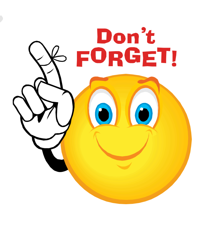 Friendly reminder images clipart images gallery for free.