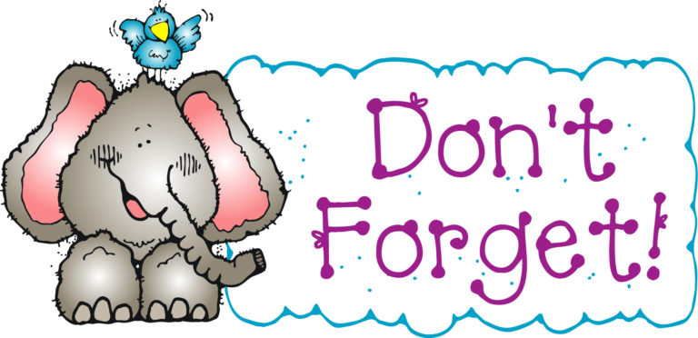 Free reminder clip art pictures 4.