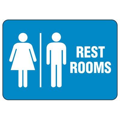 Facility Reminder Signs.