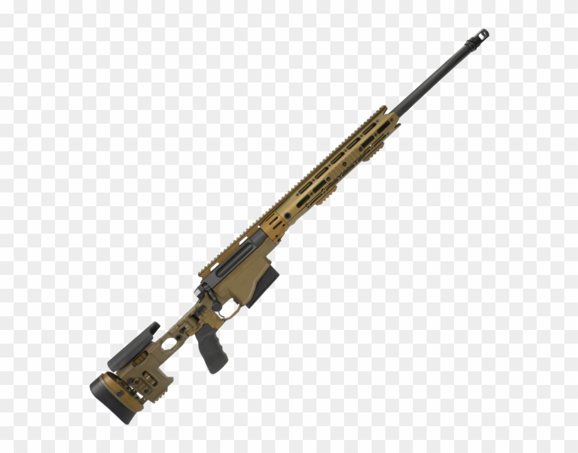 Picture Of Remington Military Modular Sniper Rifle.
