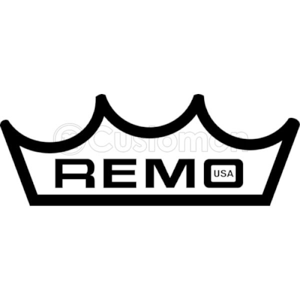 Remo Drums Logo USA Thong.