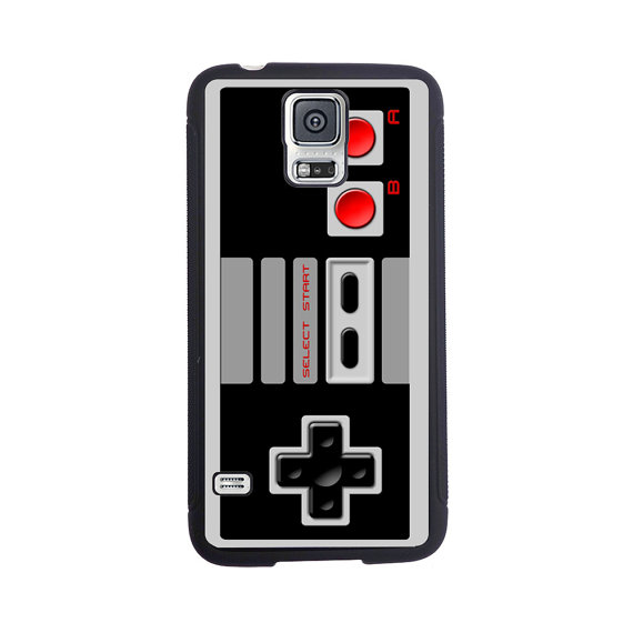 Nintendo Controller Inspired case For The Samsung Galaxy S4.