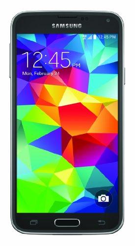 Amazon.com: Samsung Galaxy S5, Black 16GB (Verizon Wireless): Cell.