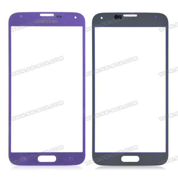 Front Glass Screen Replacement for Samsung Galaxy S5 G900.