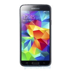 Samsung Galaxy S5 specs.