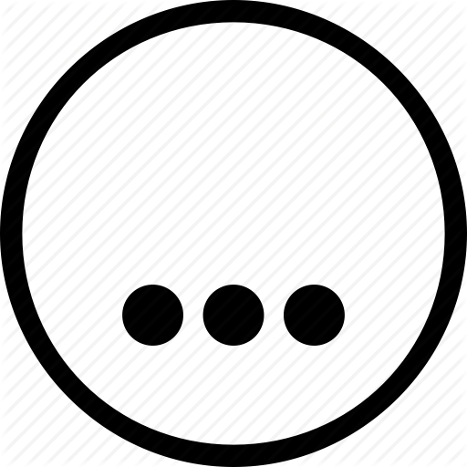 \'Round Media Remote Control Buttons Glyph\' by PATHRPOL DAVIVONGSA.