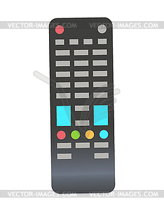 Remote Control for Television Icon.