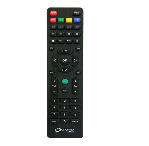 Samsung Led Tv Remote.