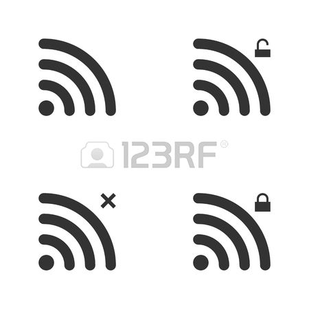 136,889 Wireless Communication Stock Vector Illustration And.
