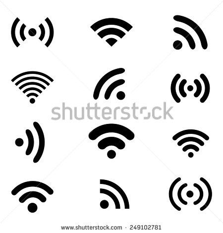 Wireless Signal Strength Stock Photos, Royalty.
