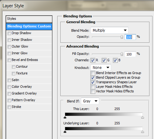 Easily Remove White Or Black Backgrounds in Photoshop.