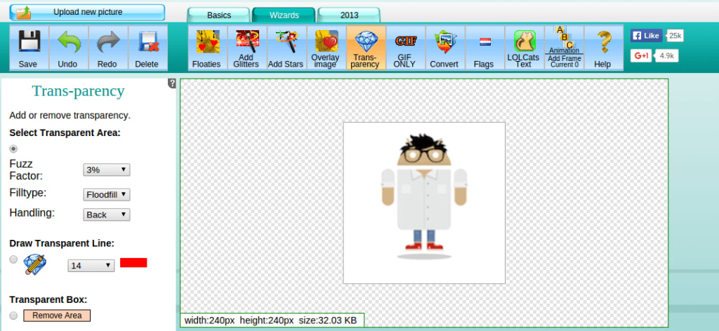 Remove transparency from online download free clip art with.