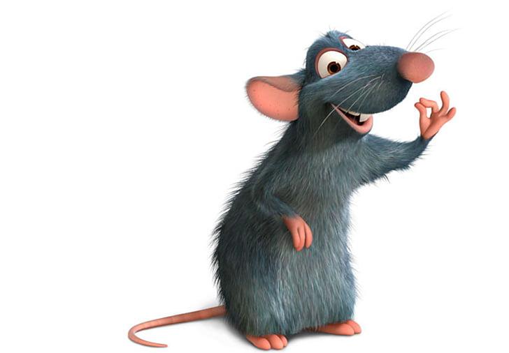 Ratatouille Auguste Gusteau Colette Tatou Film Remy, Rat.