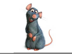 Remy Ratatouille.