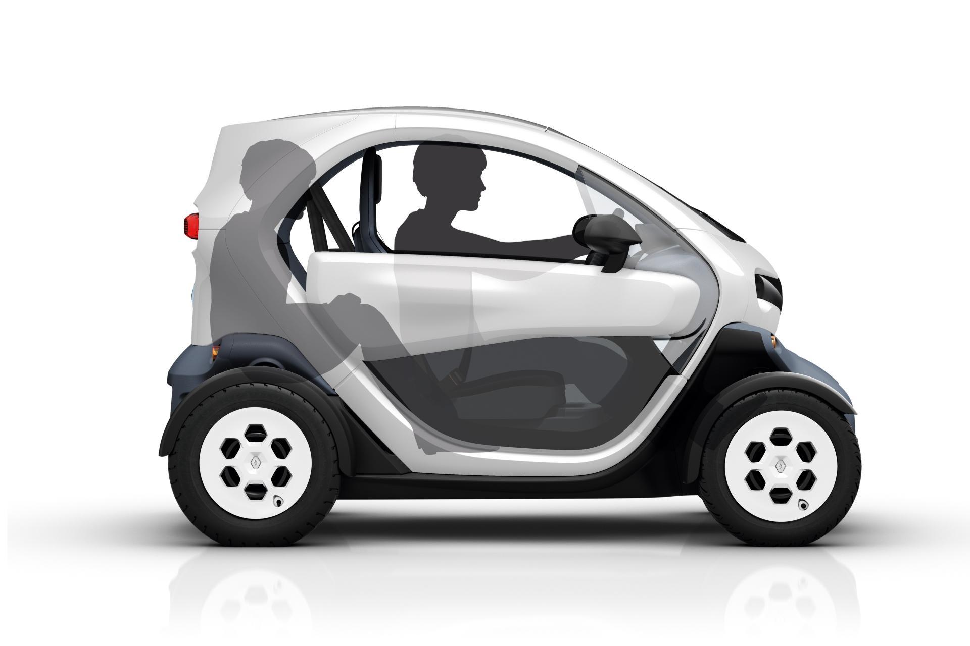 2012 Renault Twizy.