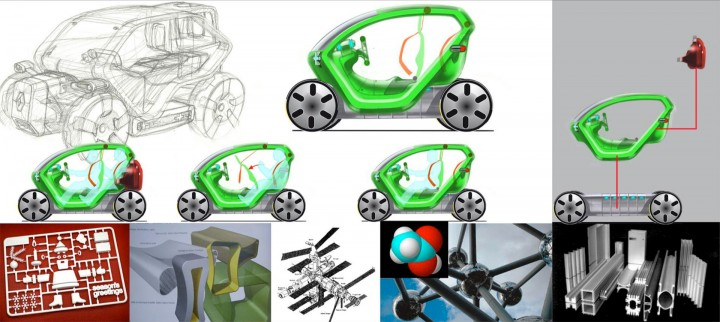 Exclusive: Renault Twizy design story.