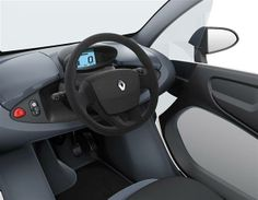 CLIPART RENAULT TWIZY.