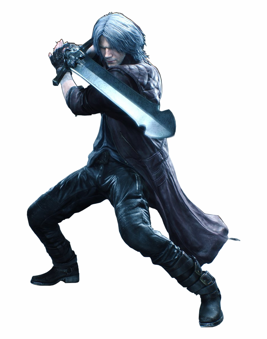 Devil May Cry 5 Png Renders.
