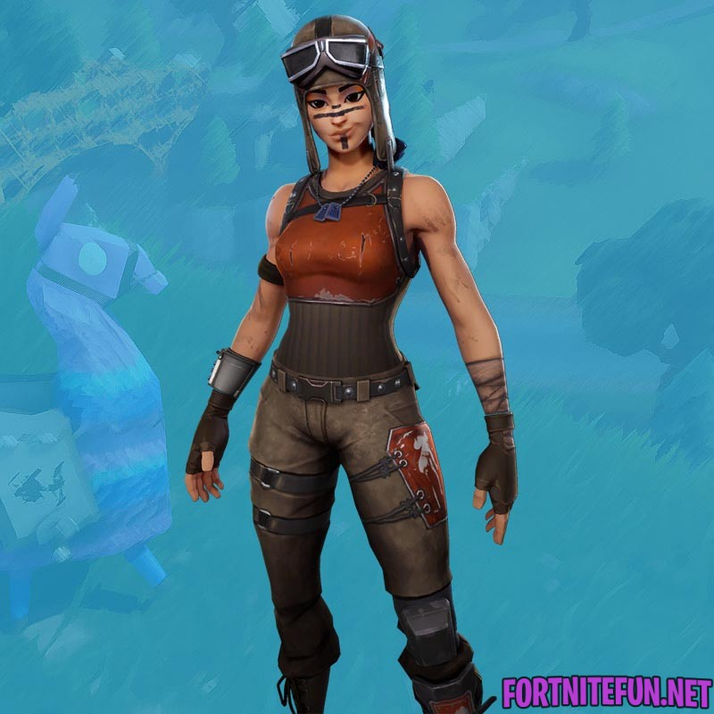 Renegade raider. Renegade Raider Fortnite Outfit Skin How to.