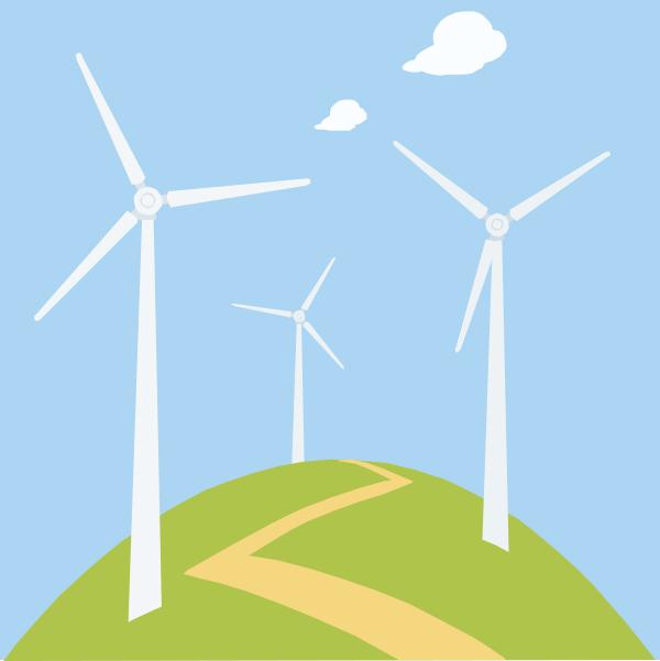 Clipart Renewable Energy.