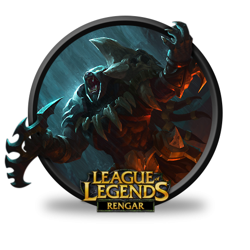 League Of Legends Rengar Headhunter Icon, PNG ClipArt Image.