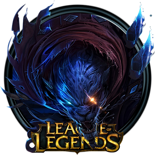 League Of Legends Rengar Clipart.