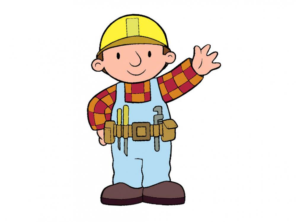 Renovator clipart #11