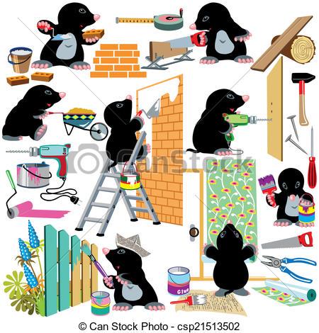 Renovation Vector Clip Art Illustrations. 7,461 Renovation clipart.