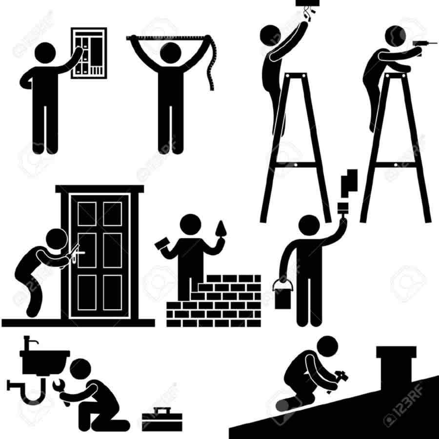 Renovation & Repairs.