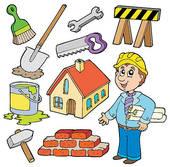 Home Renovation Clip Art.