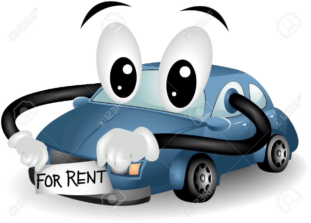 Rent A Car Clipart
