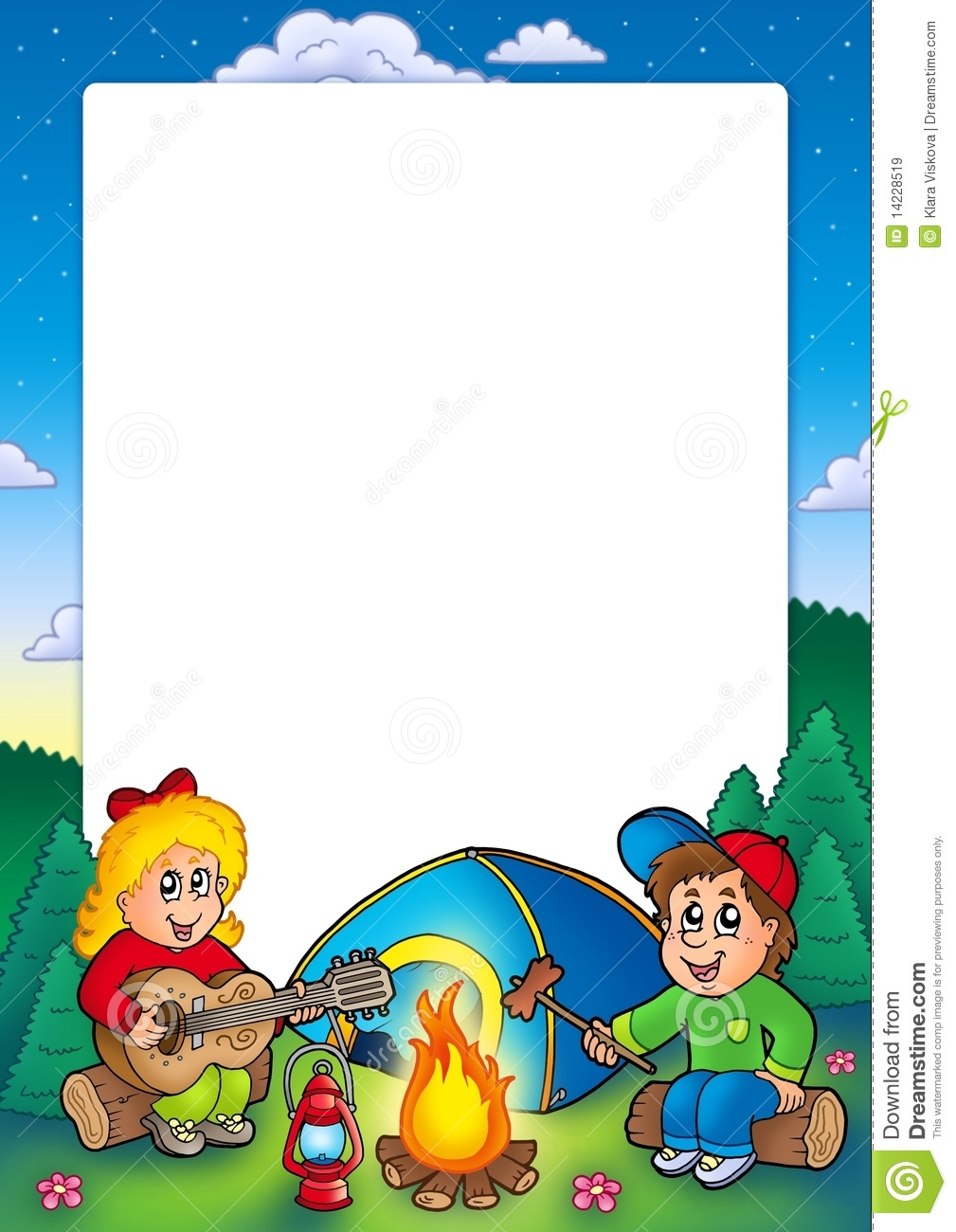 Camping Clipart Repin Image Royalty Free Rf On Pinterest Kids Clip.