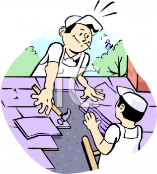 Roofer Clipart Clipground