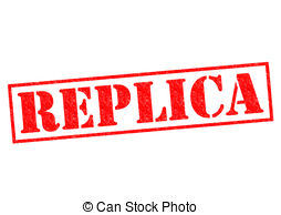 Replica Illustrations and Clip Art. 591 Replica royalty free.