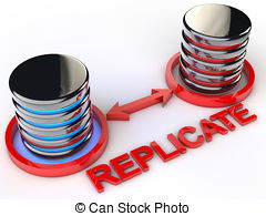 Replication Illustrations and Clip Art. 2,883 Replication royalty.