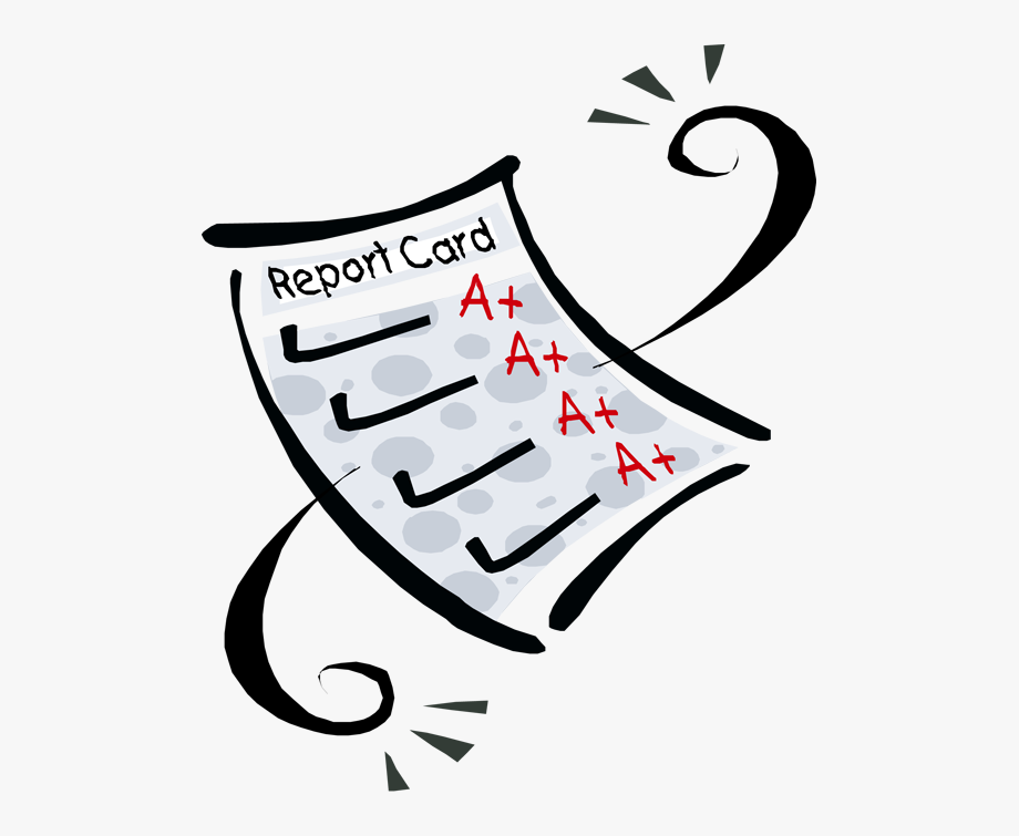 Picture Of Report Card.