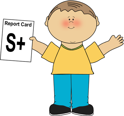 Vector and Report Card Clipart Free 8498 Favorite ClipartFan.com.