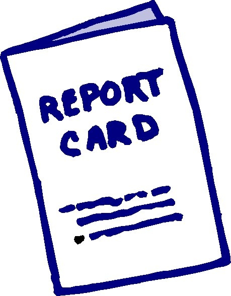 Free Clip art of Report Clipart #3835 Best Report Card Writing.