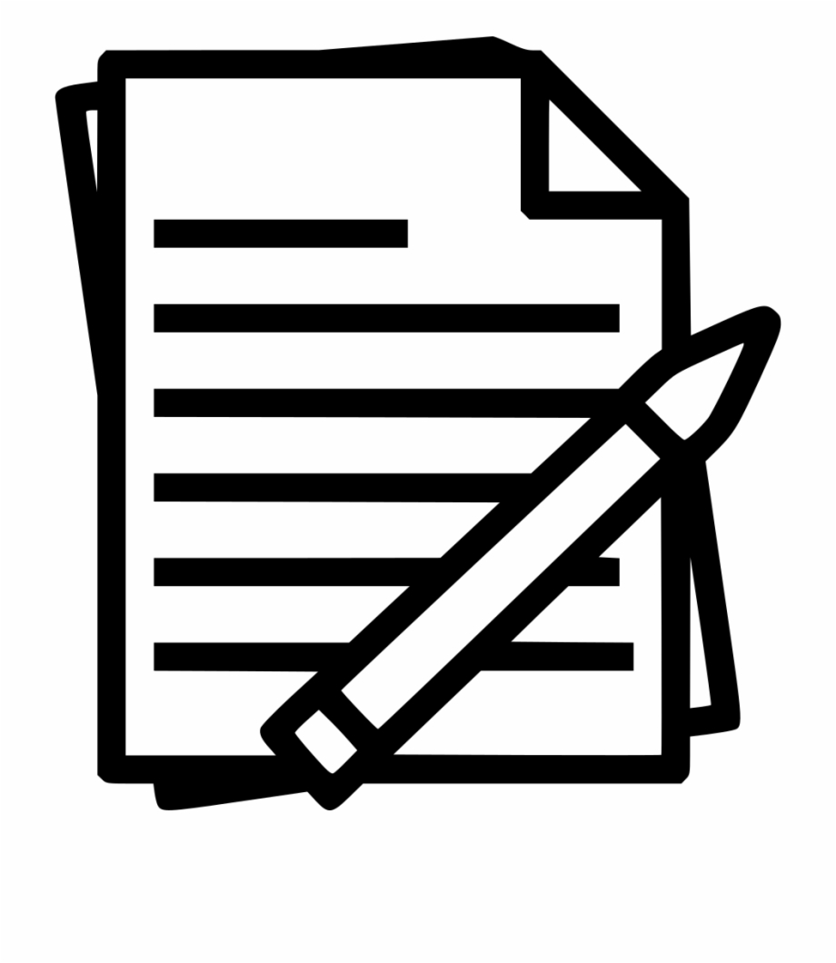 Notes Pen Pencil Paper Study Report Comments.