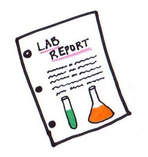 Report Clipart.