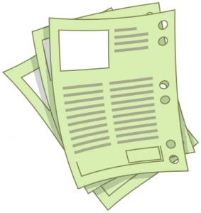 Report Clip Art Download.